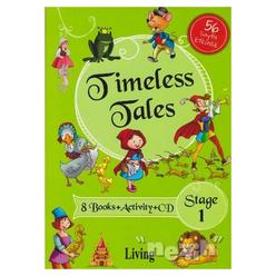 Stage 1-Timeless Tales 10 Kitap Set - Thumbnail