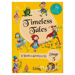 Stage 3 -Timeless Tales 10 Kitap Set - Thumbnail