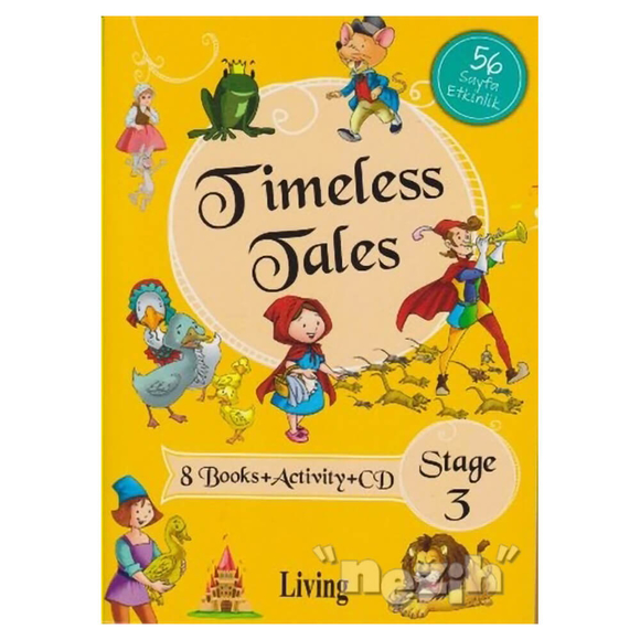 Stage 3 -Timeless Tales 10 Kitap Set