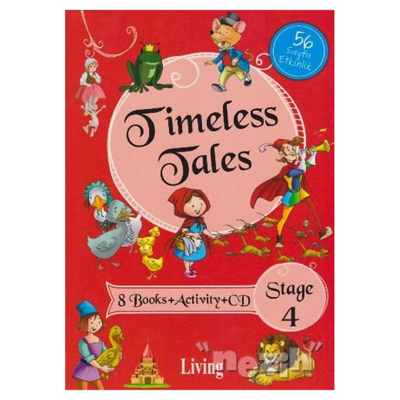 Stage 4-Timeless Tales 10 Kitap Set
