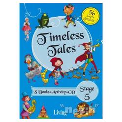 Stage 5 -Timeless Tales 10 Kitap Set - Thumbnail