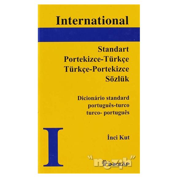 Standart Portekizce - Türkçe / Türkçe - Portekizce Sözlük