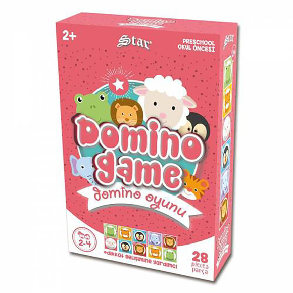 Star Domino Game 1060865