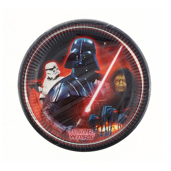 Star Wars and Heroes Tabak 8'li