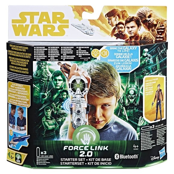 Star Wars Force Link 2.0 Başlangıç Seti E0322