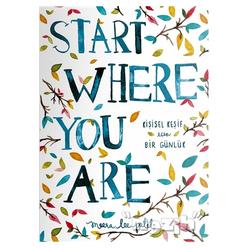Start Where You Are - Thumbnail