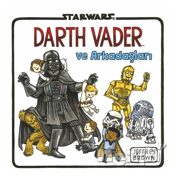 Starwars - Darth Vader ve Arkadaşları