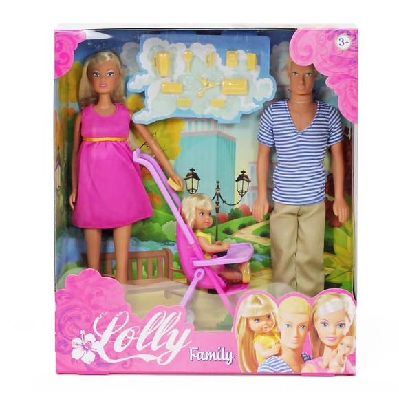 Steffi Love Happy Family 105733200