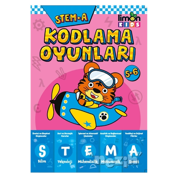 STEM-A - Kodlama Oyunları