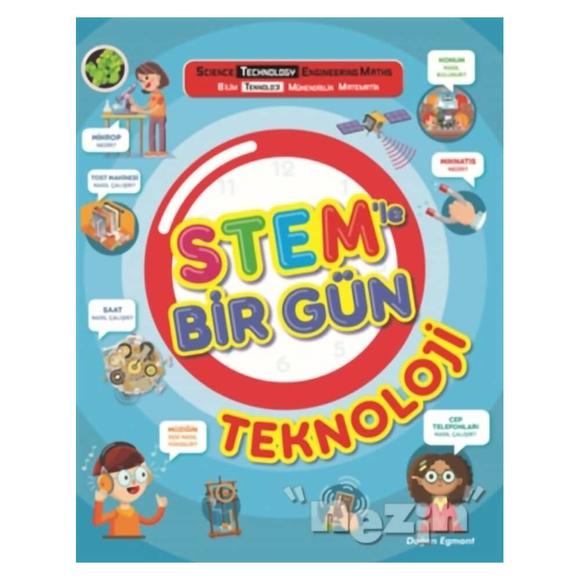 STEM'le Bir Gün - Teknoloji