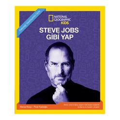 Steve Jobs Gibi Yap - National Geographic Kids - Thumbnail