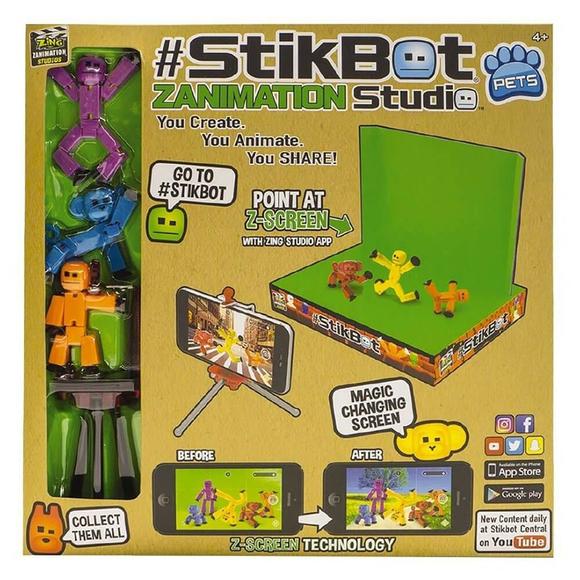 Stikbot PetsFilm Stüdyosu TST617A