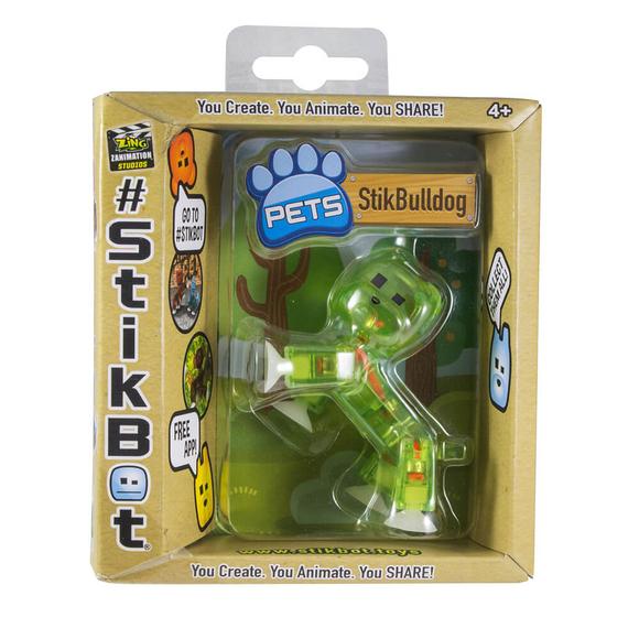 Stikbot Pets Tekli Seri 2 TST622
