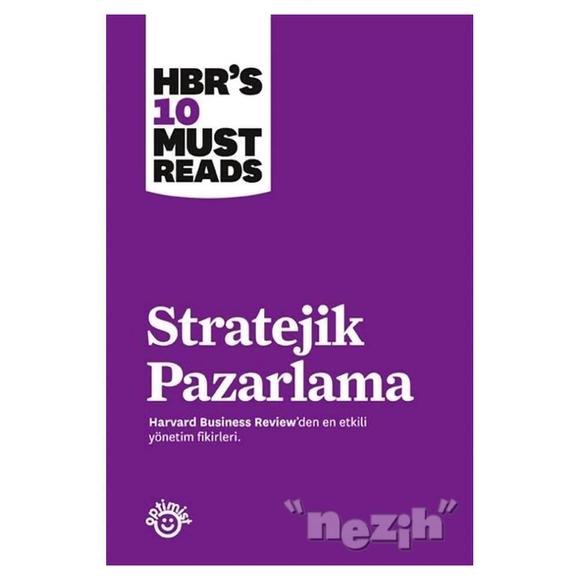 Stratejik Pazarlama