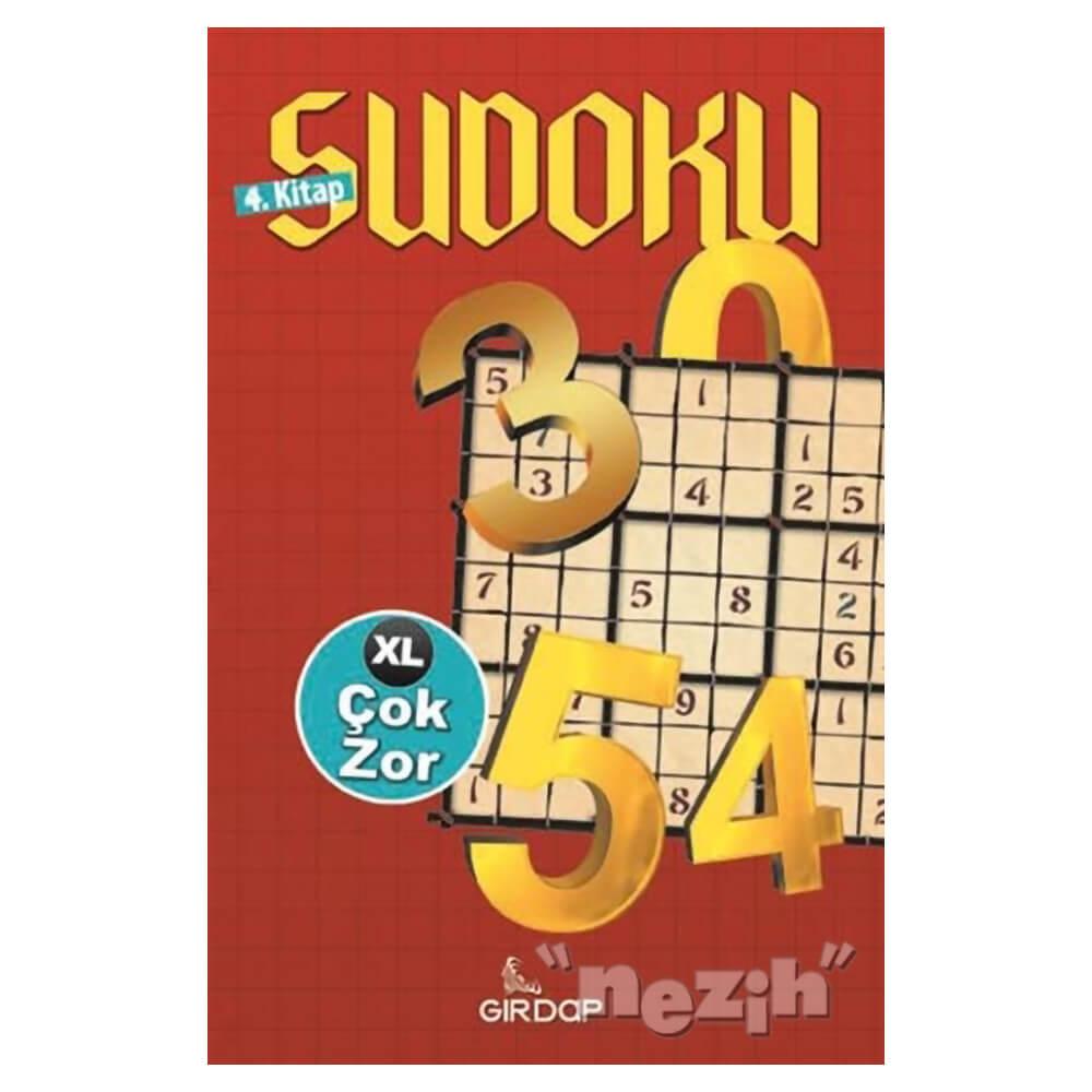 Sudoku 4 Kitap Cok Zor Nezih