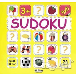 Sudoku 5x5 - Sarı Kitap - Thumbnail