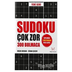 Sudoku - Çok Zor - Thumbnail