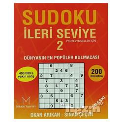 Sudoku İleri Seviye - 2 - Thumbnail