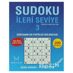 Sudoku İleri Seviye - 3 - Thumbnail
