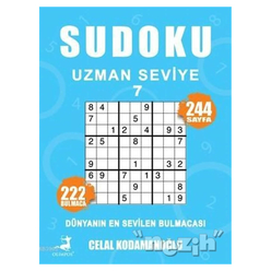 Sudoku Uzman Seviye 7 - Thumbnail
