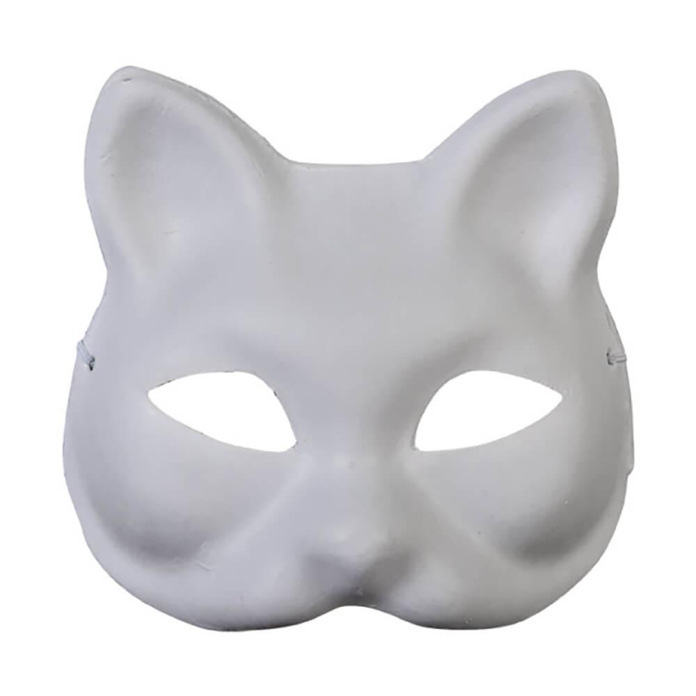 Sudor Kedi Maske Karton Bs 57 05 Nezih