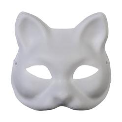 Südor Kedi Maske Karton BS-57-05 - Thumbnail