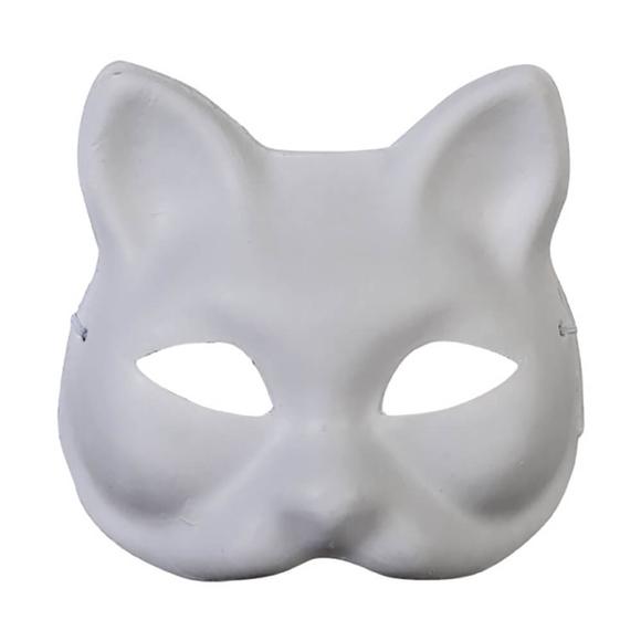Südor Kedi Maske Karton BS-57-05