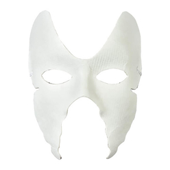 Südor Kelebek Karton Maske BS-57-03 - Thumbnail