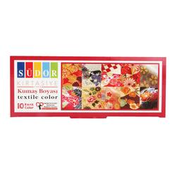 Südor Kumaş Boyası Şişe 10 Renk SD-940 - Thumbnail