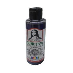 Südor Sıvı Slime Yapıştırıcı Fosforlu Mor 70 ml SI01-16 - Thumbnail
