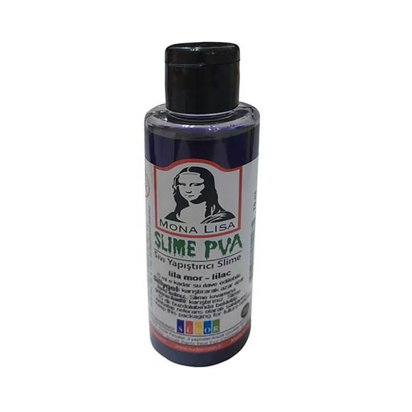 Südor Sıvı Slime Yapıştırıcı Fosforlu Mor 70 ml SI01-16