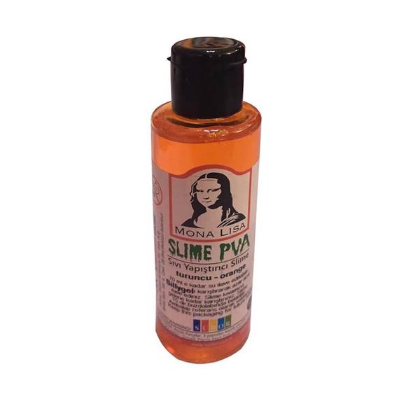 Südor Sıvı Slime Yapıştırıcı Fosforlu Turuncu 70 ml SI01-15