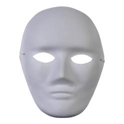 Südor Yüz Maske Karton Büyük BS-57-02 - Thumbnail