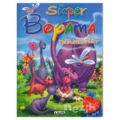 Süper Boyama - Dinozorlar - Thumbnail