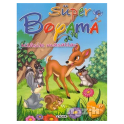 Süper Boyama - Klasik Masallar - Thumbnail
