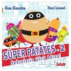 Süper Patates 2: Sebzelerin Gücü Adına! - Thumbnail