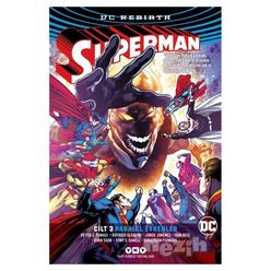 Superman Cilt 3 - Paralel Evrenler (Rebirth) - Thumbnail