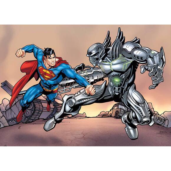 Süperman Puzzle 100 Parça SP714