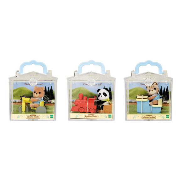 Sylvanian Families Baby Care Case R2