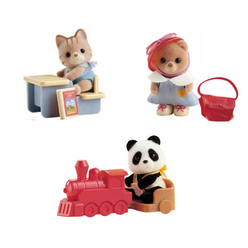 Sylvanian Families Baby Care Case R2 - Thumbnail
