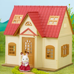 Sylvanian Families Cosy Cottage Home EST2742 - Thumbnail
