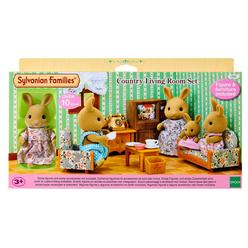 Sylvanian Families Tavşan Anne ve Salon Takımı ESE1702 - Thumbnail