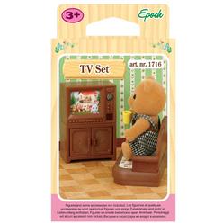 Sylvanian Families Televizyon Seti ESE5149 - Thumbnail