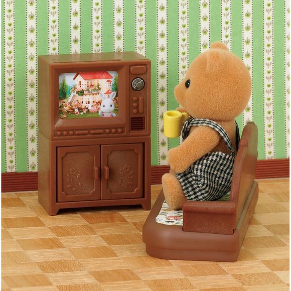 Sylvanian Families Televizyon Seti ESE5149