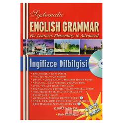 Systematic English Grammar - İngilizce Dilbilgisi (CD'li) - Thumbnail