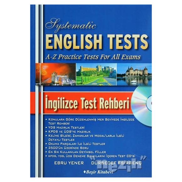 Systematic English Tests - İngilizce Test Rehberi
