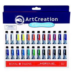 Talens Art Creation Akrilik Boya Seti 24 Renk - Thumbnail