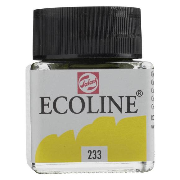 Talens Ecoline Sıvı Suluboya 30 ml Chartreuse 233