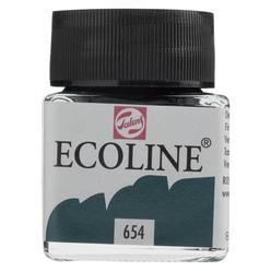 Talens Ecoline Sıvı Suluboya 30 ml Fir Green 654 - Thumbnail
