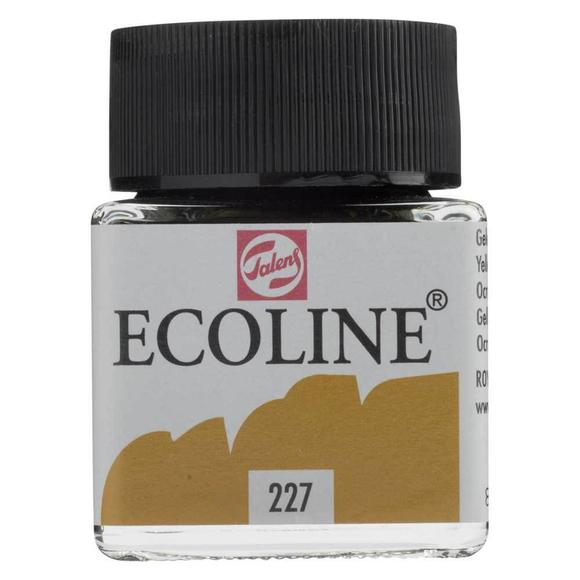 Talens Ecoline Sıvı Suluboya 30 ml Ochre 227